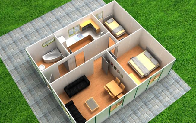 Проекты комнат в доме фото